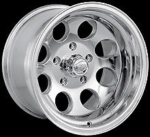 Cpp Ion Alloys Style 171 Wheels Rims 15x8 5x4 5 Polished Aluminum