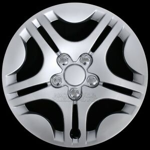 15 Set Of 4 Wheel Covers Hubcaps Snap On Full Hub Caps Fit R15 Tire Steel Rim