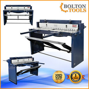 Bolton Tools Deluxe 52 Foot Shear 16 Gauge Fs5216