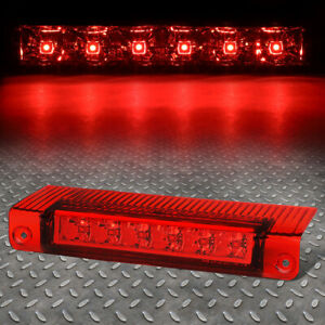 For 03 17 Express Savana Led Third 3rd Tail Brake Light Stop Parking Lamp Red