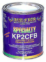 Kwikkure Epoxy Primer Surfacer Chromate Free Version Part B 1 Gallon