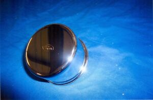 Ford 260 289 302 390 406 427 428 429 460 Chrome Push On Breather Cap