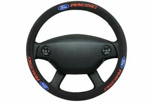 Bully Ford Leather Steering Wheel Cover Sw 121