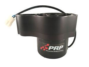 Prp 6650 Remote Mounted Electric Water Pump Free flows 50gpm Black Finish