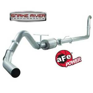 Afe 4 Atlas Exhaust System 03 07 Ford Powerstroke Diesel 6 0l Auto Trans Only
