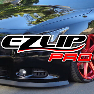 Ez Lip Pro Body Kit Trim Wing Chin Spoiler Splitter For Nissan Infiniti Ezlip