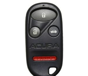 New Mint Oem Acura Tl Complete Keyless Remote Entry Fob Kobutah2t Free Program