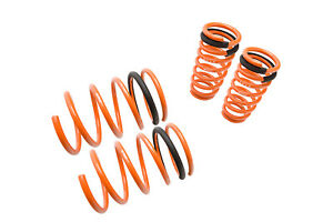Megan Racing Lowering Springs Drop Kit For 02 04 Acura Rsx Base Type S New Set