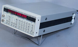 Stanford Research Srs Ds345 Arbitrary Function Generator 30 Mhz W opt 1