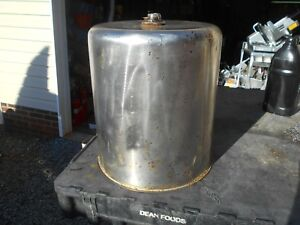 Giles Cf 400 Fryer Stainless Tub