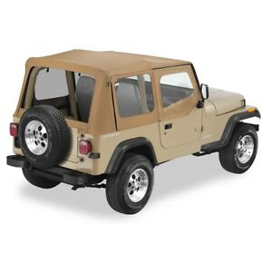 Bestop Replace A Top Spice Soft Top For 1988 1995 Jeep Wrangler 51120 37