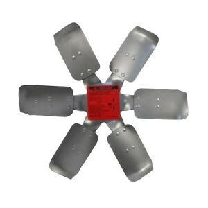 Flexalite 1217 Heavy Duty Universal 17 Race Fan Aluminum Blades Clockwise