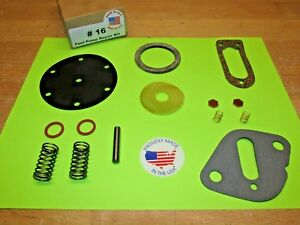 1933 1934 1935 1936 1937 1938 Plymouth Deluxe Pc Pd Ac 419 425 587 Fuel Pump Kit