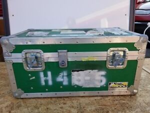 Utility Trunk Hard Case Gun Tool Chest Computer Instrument Shipping Container 2