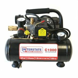 Air Compressor Portable Compact new Interstate Pneumatic