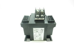 Hammond 158718 Voltage Transformer 1ph 500va 460v ac 115v ac