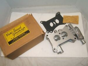 1960 61 62 Ford Truck Pickup Engine Rpm Governor Nos Vari Speed