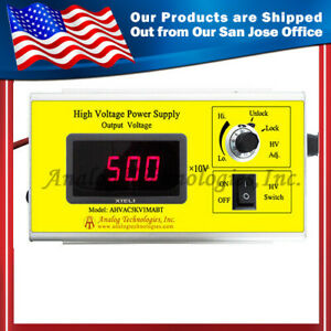 High Voltage Power Supply Low Cost Ahvac5kv1mabt Us Free Ship