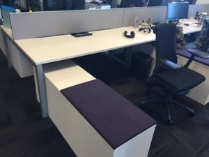Used Office Cubicles Herman Miller Layout Studio Cubicles 6x6