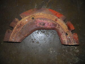 Farmall International 340 Tractor Spilt Wheel Weights