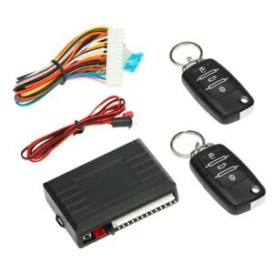 Car Door Lock Keyless Entry System Remote Central Locking Kit For Vw Lupo M2w4
