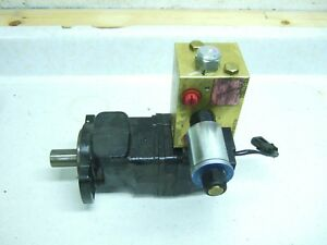 John Deere Planter Variable Seed Rate Motor Orthman 1700 Db Series Aa87097 43717