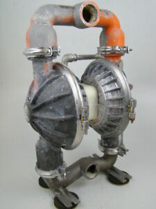 Wilden 2 Air Operated Double Diaphragm Pump 08 5000 01