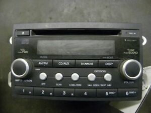 07 11 Honda Element Ex Only Am Fm Radio Mp3 Cd Player