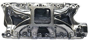54030 Sb Ford 302 Hurricane Race Intake Manifold Mustang 3500 8000 Polished
