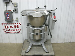 Hobart Hcm 450 Vertical Cutter Mixer 45 Qt Vcm Food Processor Chopper