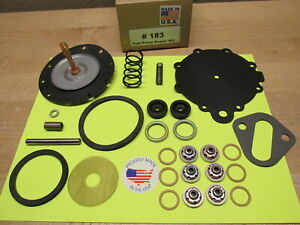 1954 Oldsmobile Starfire Unleaded Fuel Pump Rebuild Kit Ac 9294 Usa Vacuum New