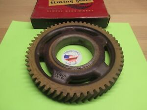 1932 1933 1934 Ford Roadster 18 40 46 40b V8 221 3 6l 56 Tooth Timing Cam Gear