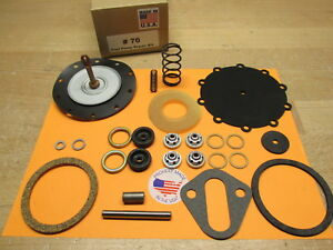 1953 Hudson 1952 Super Wasp Super Jet Fuel Pump Modern Rebuild Kit Ac 583 Usa