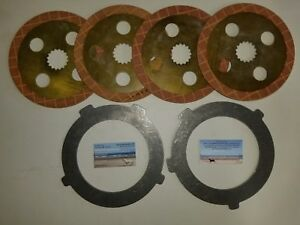 Kubota Brake Brake Discs Plates For L3200 For Both Sides