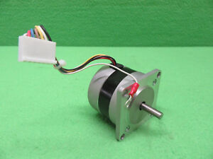 Janome 4shg 0251 12v 28 1 8 step Stepper Motor tested Working