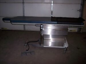 Us Imaging 9650 Md2 C arm Table