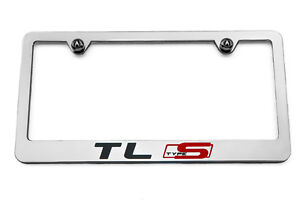 Acura Tl Type S Chrome License Plate Frame High end Quality