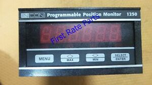 Incon 1250b Position Monitor 1250b1i 1250b 1 i Franklin Electric Programmable