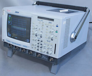 Lecroy Lc534al 1 Ghz 2 Gs s 4 channel Color Digital Oscilloscope W opts