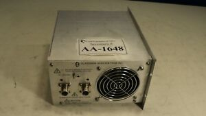 Glassman High Voltage Ps ex010p02 5 Power Supply Used Working