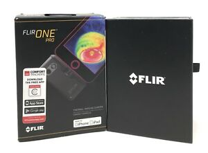 Flir One Pro Ios Thermal Imaging Camera Excellent Condition