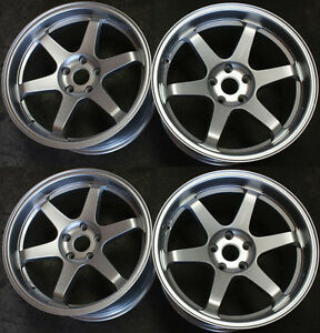 19 Miro 398 19x8 5 35 19x9 5 5x114 3 40 Staggered Rims Set Of Four
