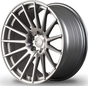 20 Miro 110 Concave Wheels For Hyundai Genesis Coupe Staggered Rims Set 4