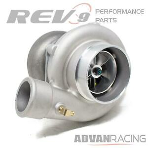 Tx 72 68 Billet Wheel Anti Surge Turbo 81 Ar T4 Flange 3 V Band Exhaust