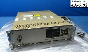 Elgar 5691286 13 Programmable Dc Power Supply At800b Used Working