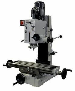 Bench Milling drilling Machine 9 1 2 X 32 Milling Machine Drilling Benchtop