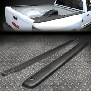 For 93 11 Ford Ranger Mazda B Series 6ft Bed Truck Rail Cap Cover Molding W Hole