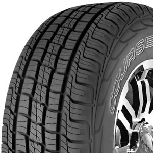 4 New 235 70 16 Mastercraft Courser Hsx Tour All Season Tires 2357016