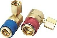 Otc Robinair Bosch 18341 Set Of 2 R134a Couplers Automatic Type
