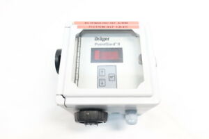 Draeger 4543310 Pointgard Ii Oxygen And Toxic Gas Monitor